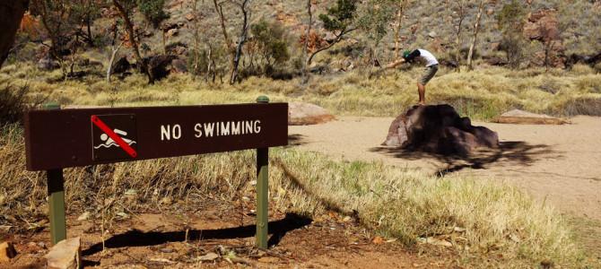 Wereldreis #23 | Met een hittegolf in de Outback