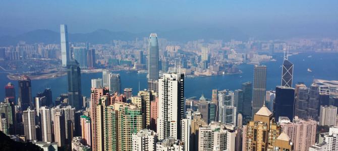 Wereldreis #29 | Hong Kong, waar het Oosten het Westen ontmoet