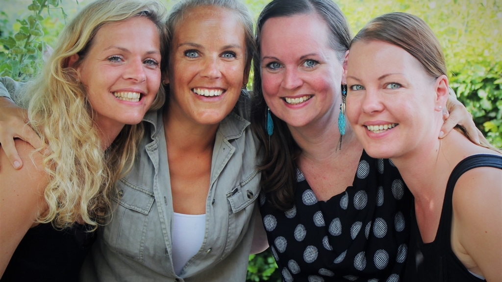 Terug in Nederland: dankbaar en gesetteld