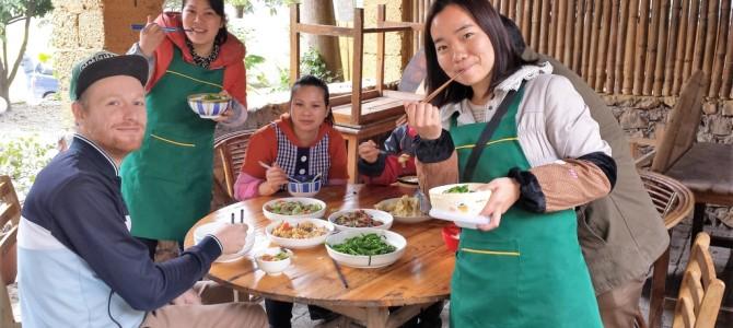 Wereldreis #31   Lekker werken in China