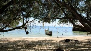 Boat Freedom Beach Koh Tao