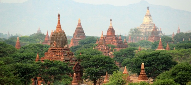 Wereldreis #54 | Magisch Bagan, hoogtepunt van Myanmar