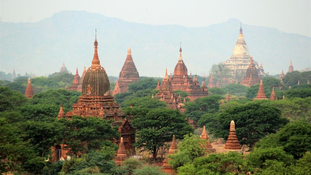 Magisch Bagan Myanmar
