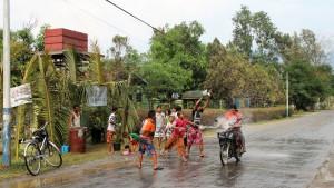 Water festival Myanmar