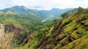 View Ella Rock Sri Lanka