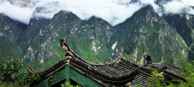 Hard werken, hard genieten: reisbegeleidster in China