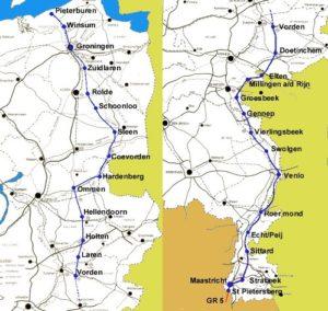 pieterpad-route