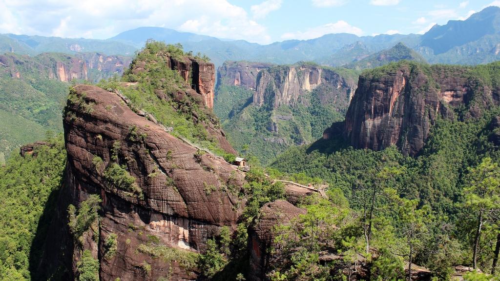 6 x de mooiste nationale parken in China