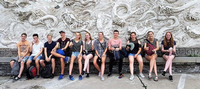 Terugblik op een te gekke Djoser Junior reis door China