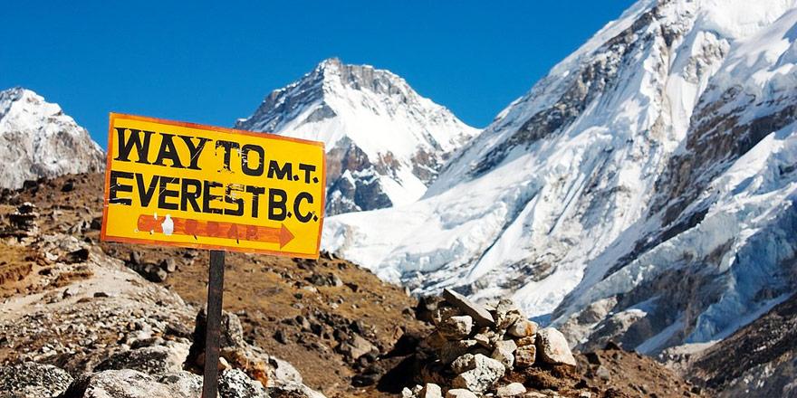 Voorbereiding Everest Base Camp trekking