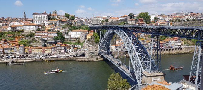 Treinreis door Portugal: Porto, Lissabon en Faro