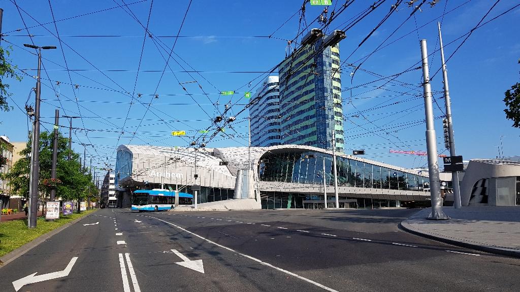 Dag-1-fietsen-naar-Berlijn-station-Arnhem-1