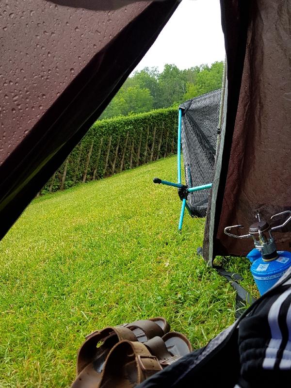 Dag-11-fietsreis-naar-Berlijn-wakker-worden-met-regen