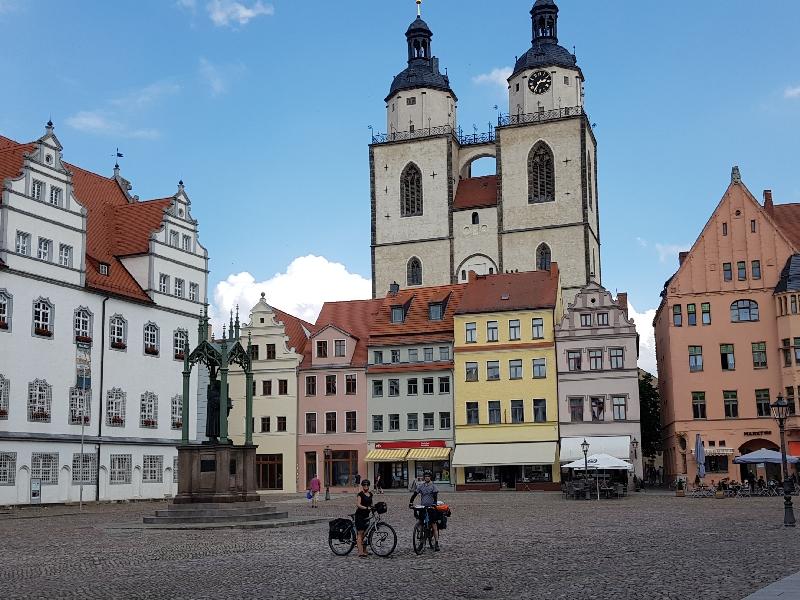 Dag-12-fietsreis-naar-Berlijn-Lutherstadt-Wittenberg