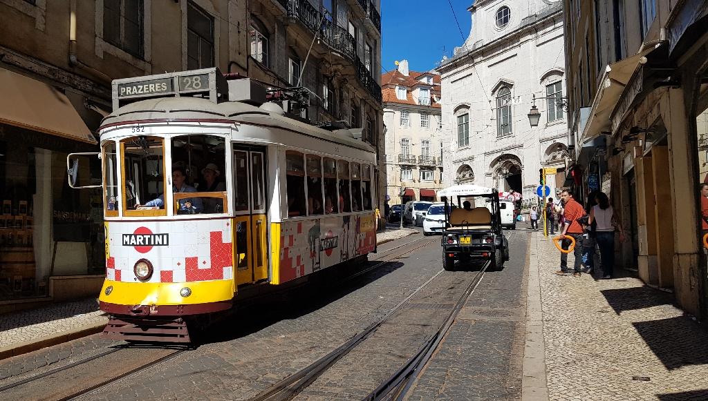 Stedentrip Portugal: Porto, Lissabon of Faro?