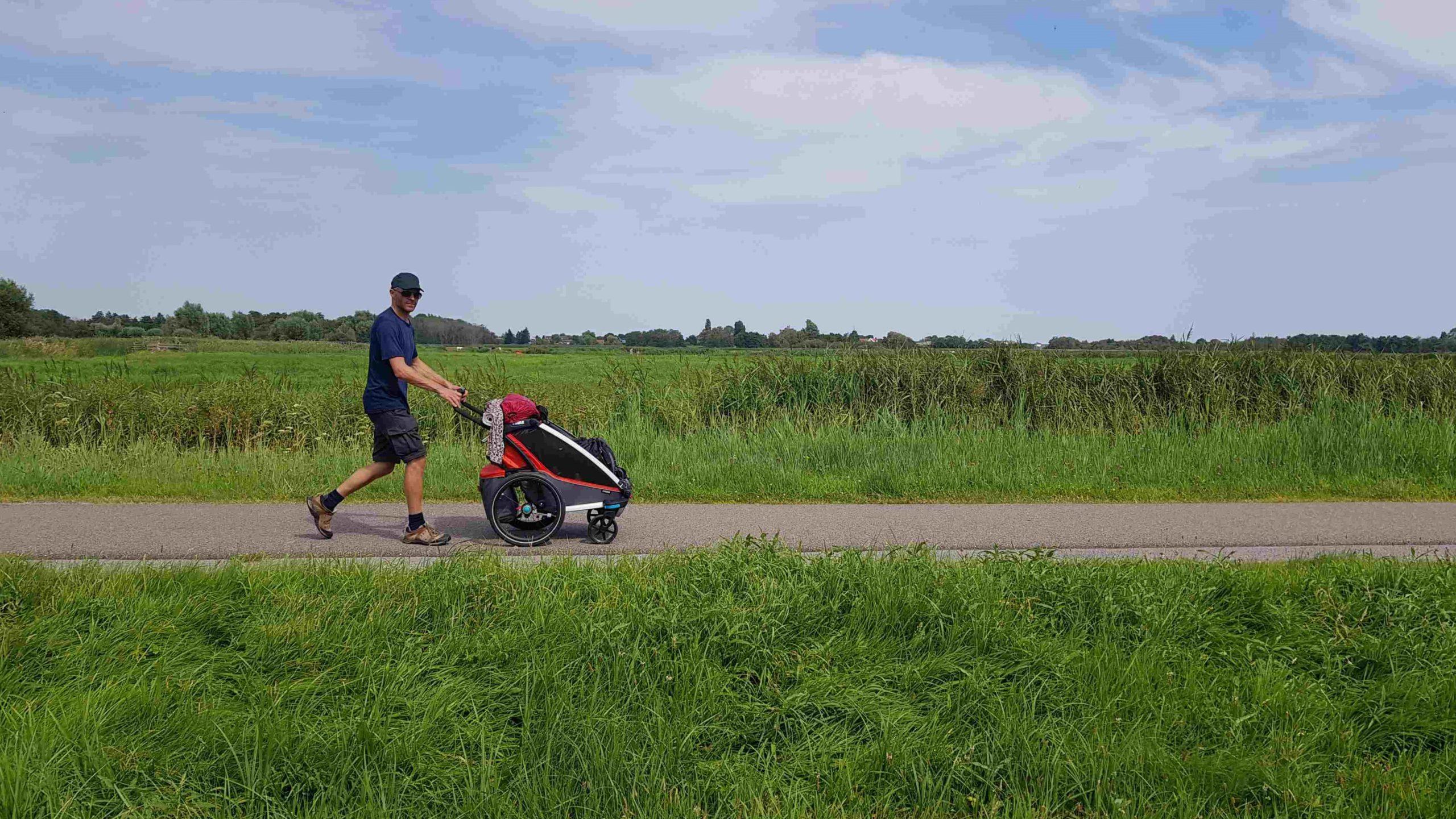 Trekvogelpad etappe 4: Wormerveer tot Landsmeer