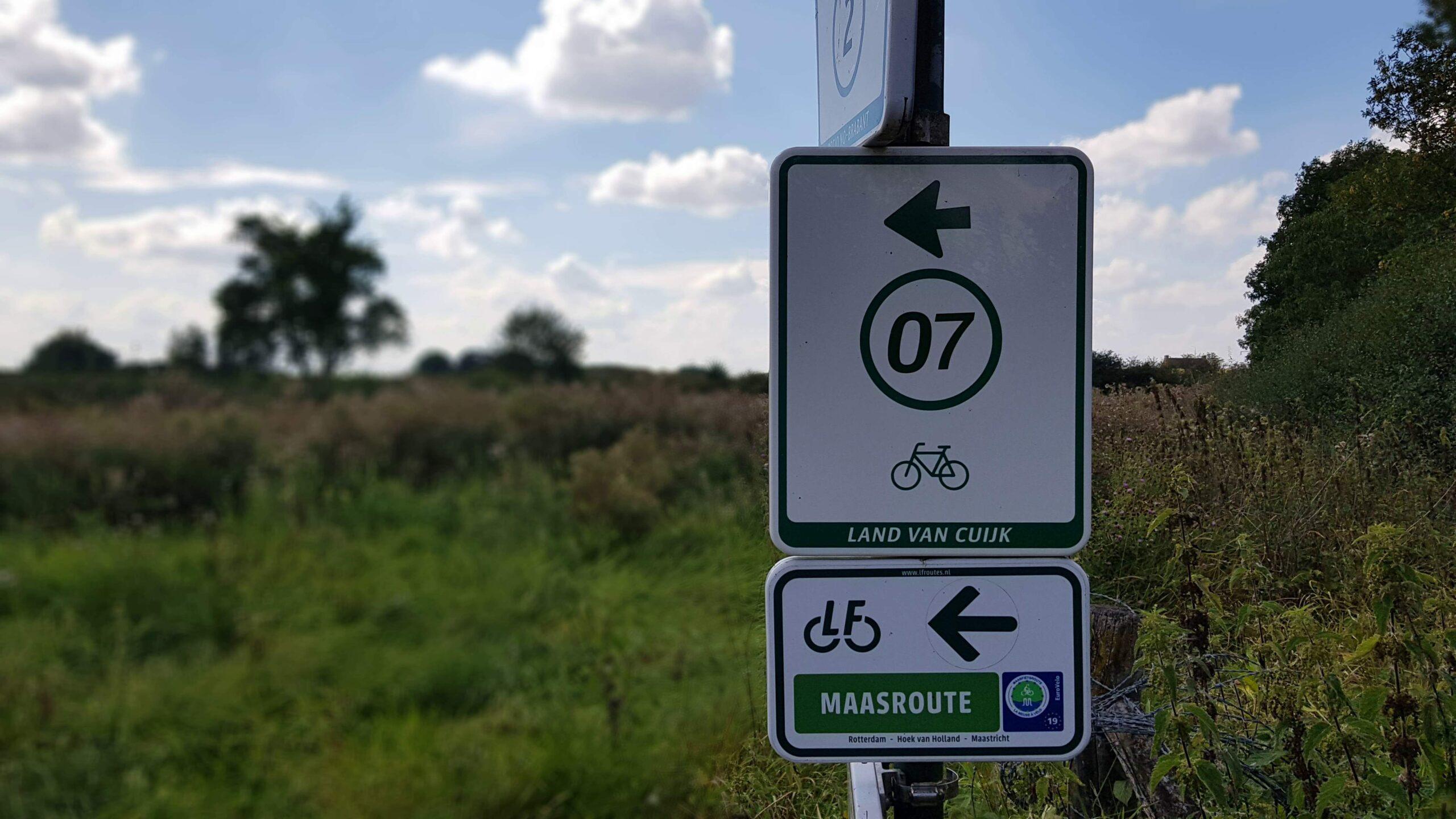 Ronde-van-Nederland-op-de-fiets-Maasroute