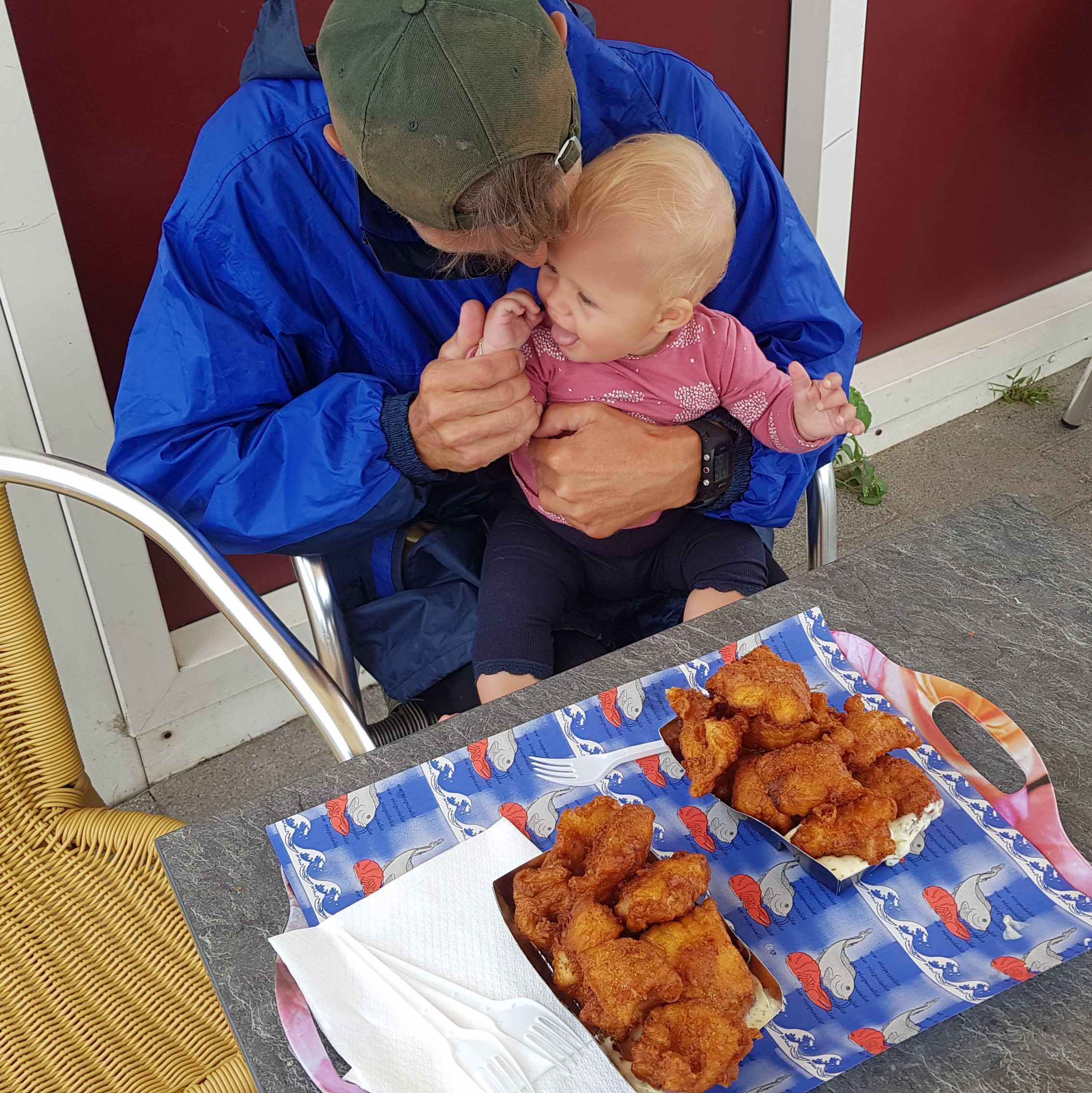 Rondje-Nederland-met-baby-kibbelingen-onderweg