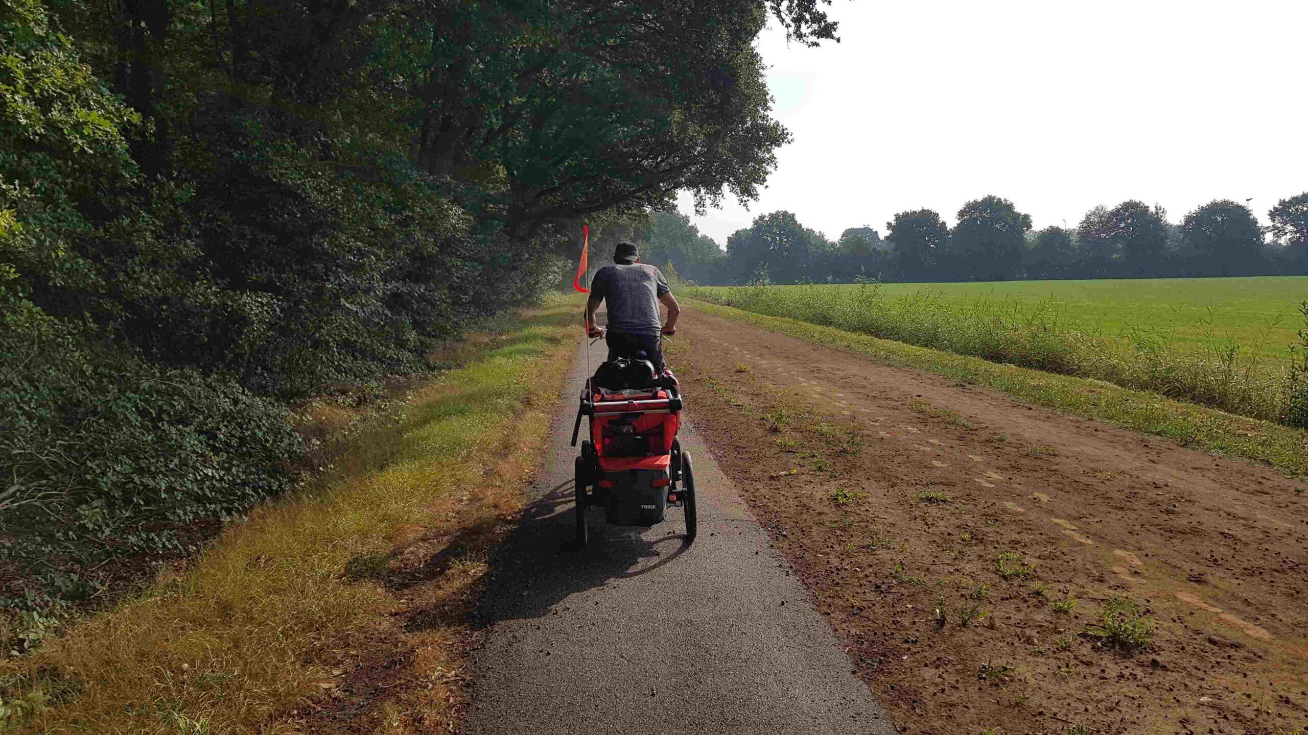 Rondje-Nederland-op-de-fiets-morgenzonnetje