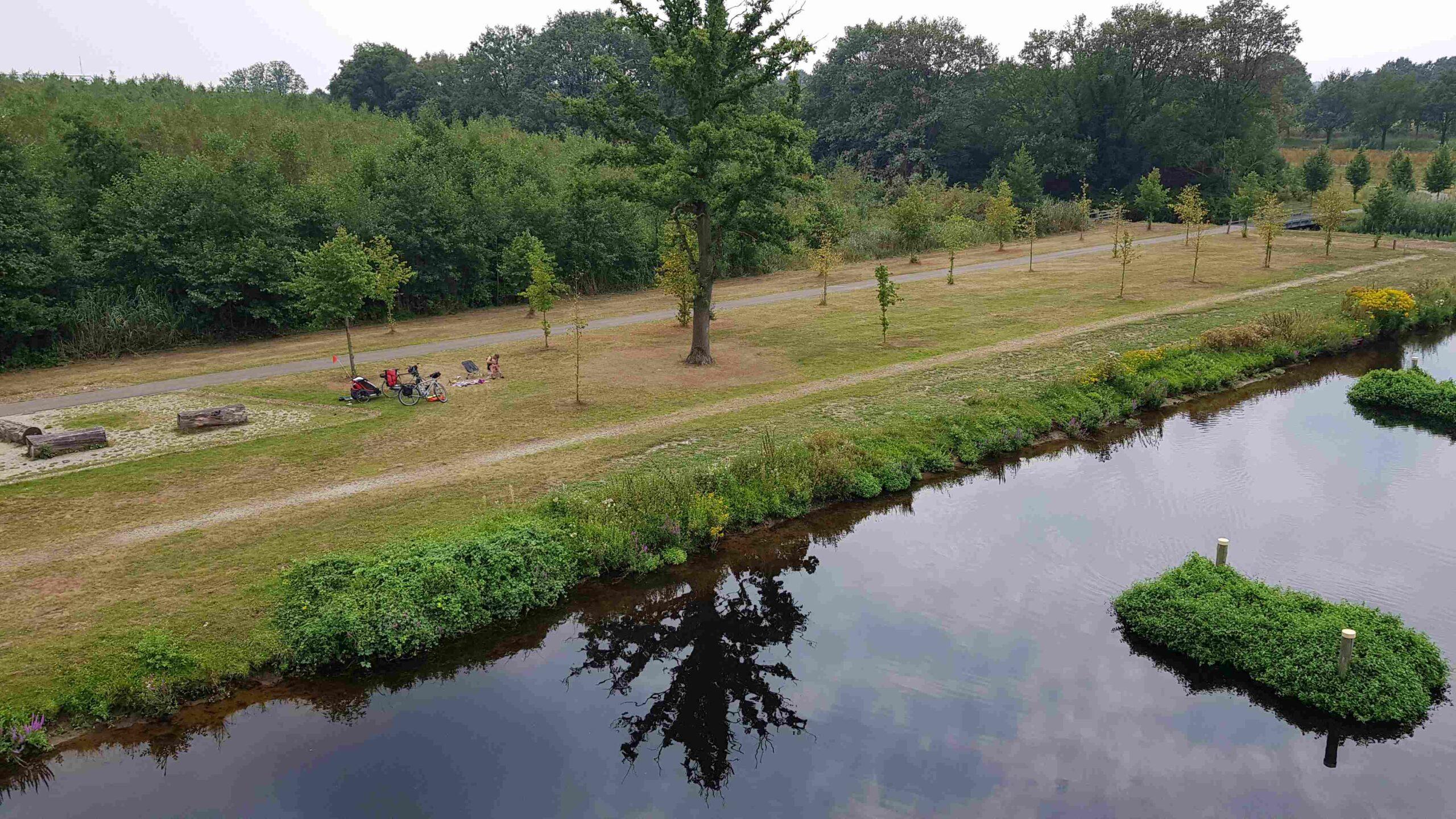 Rondje-Nederland-op-de-fiets-siësta