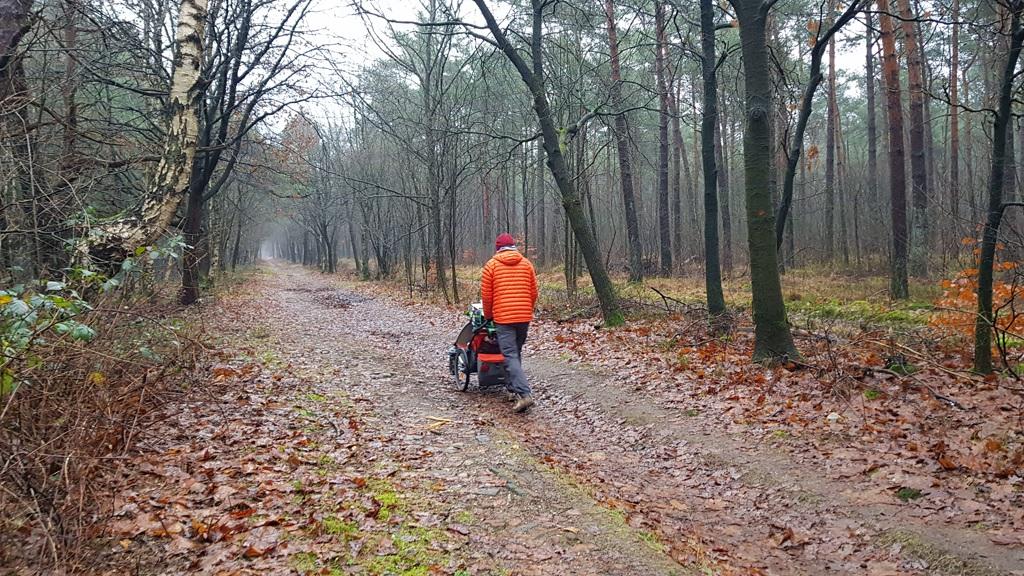 Trekvogelpad etappe 11 Soesterberg naar Maarn JP