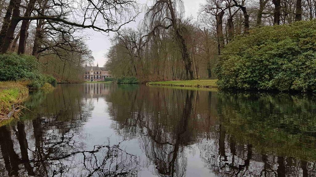 Trekvogelpad etappe 9 Kasteel Groeneveld