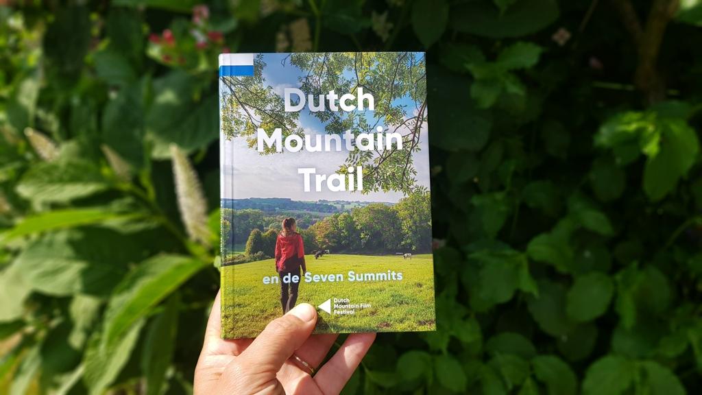 Dutch Mountain Trail Routeboekje cover