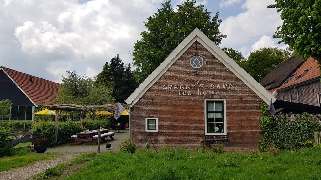 Rondje Nederland Granny's Barn