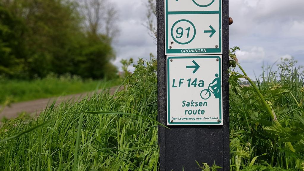 Rondje Nederland LF14a
