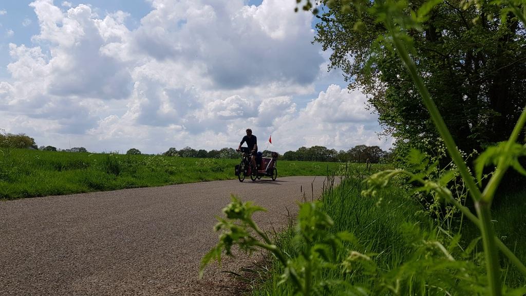 Rondje Nederland laatste km's