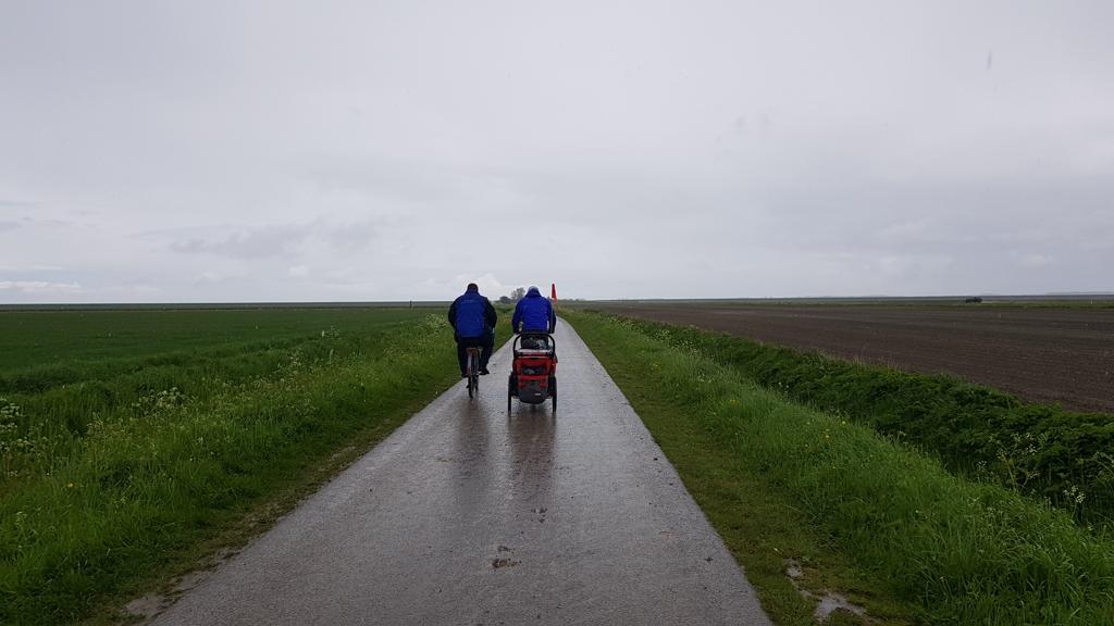 Rondje Nederland op de fiets met Klaas