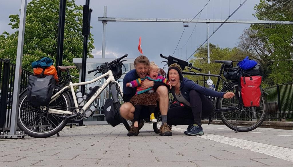 Rondje Nederland station Ommen
