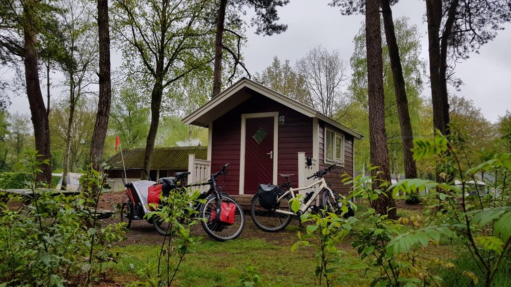 Trekkershut in Drenthe