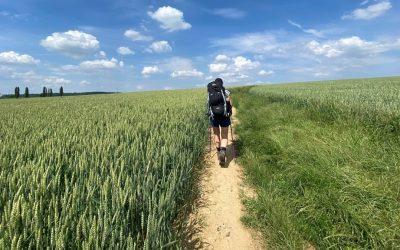 Dutch Mountain Trail etappe 2: Vaals tot Gulpen