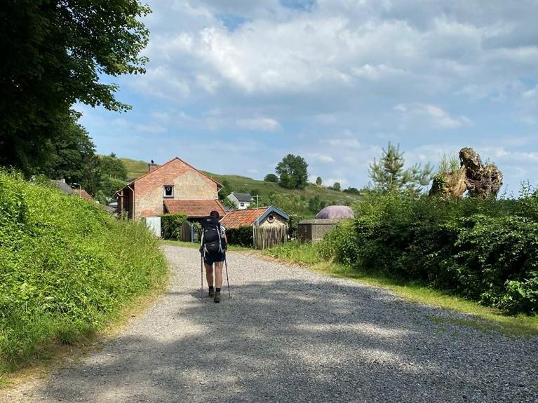 Dutch Mountain Trail dag 2 Piepert