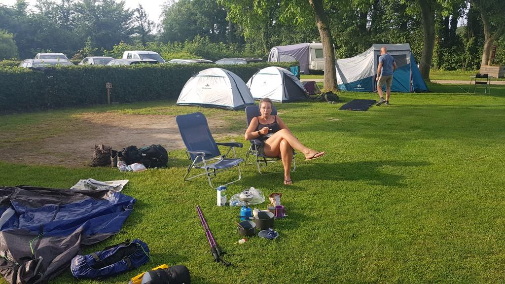 DMT etappe 3 goedemorgen camping