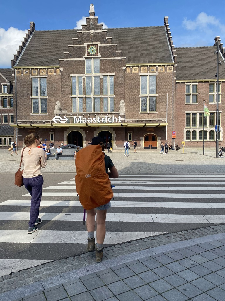 DMT station Maastricht