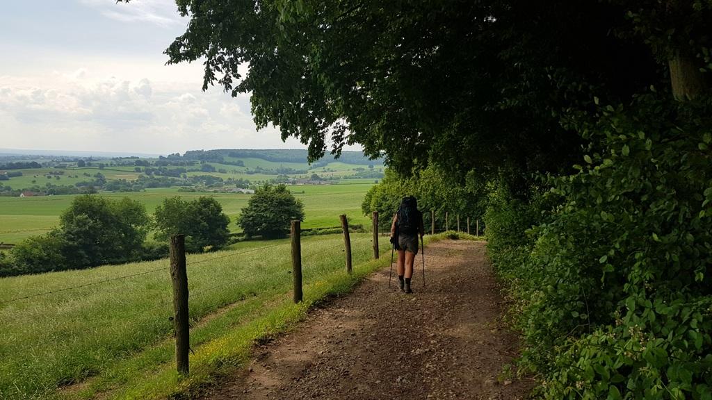 Dutch Mountain Trail etappe 3 hiking Nederland