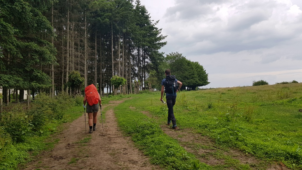 Dutch Mountain Trail etappe 3 summit zes Kattenroth