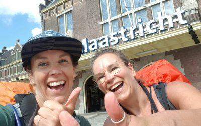 REISFILM   Dutch Mountain Trail met grote zus