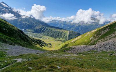 Tour du Mont Blanc dag 1: Les Houches tot Tresse