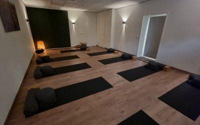 Aroma yoga: yoga en meditatie met essentiële oliën